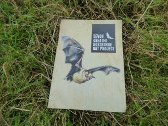 Devon Horseshoe Bat project leaflet