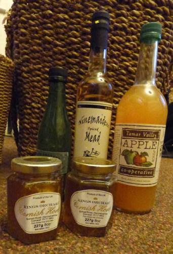 Honey Fair produce
