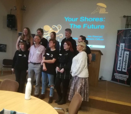 Speakers at the Your Shore Network conference