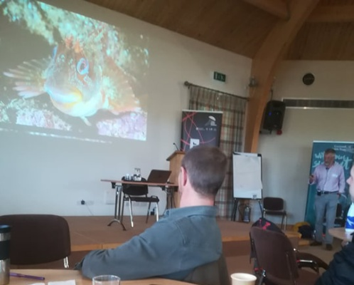 Paul Naylor shows his stunning photography and footage.