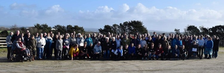 Attendees at the YSN conference