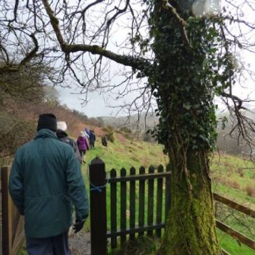 Ancient buildings and the idyllic Inny valley